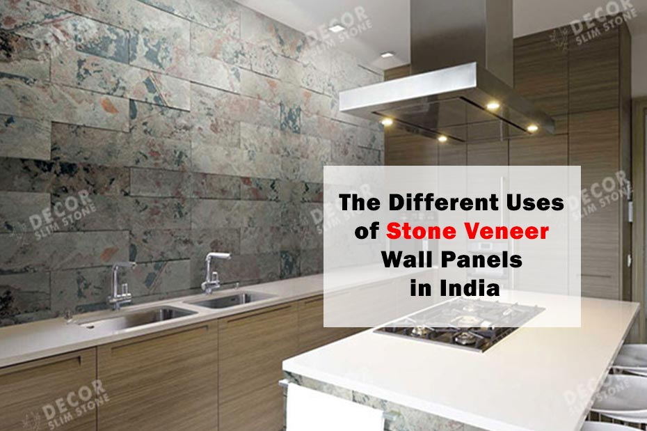 Stone Veneer Wall Panels in India